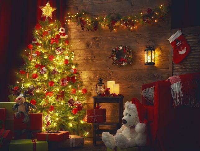 świąteczny obrazek